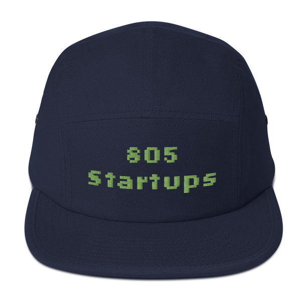805 Startups 5 Panel Camper Hat