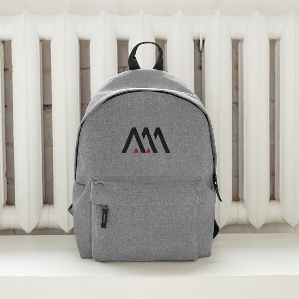 Startmada Embroidered Backpack