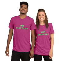 805 Startups - Main Logo - Short sleeve t-shirt