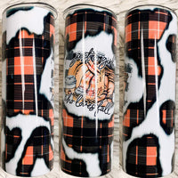 Sublimation 30oz Skinny with Straw - No Taper