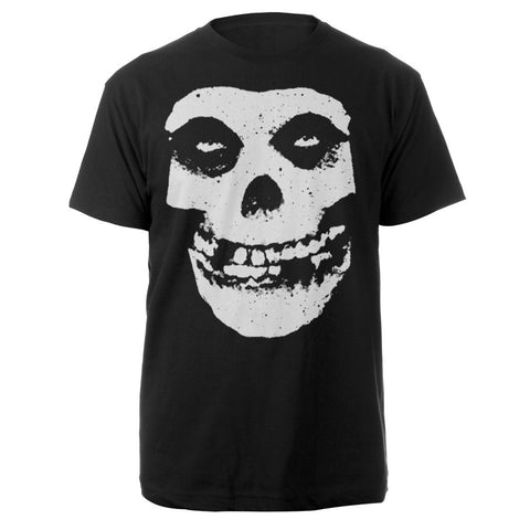 Misfits Large Skull Logo Tee-The Misfits