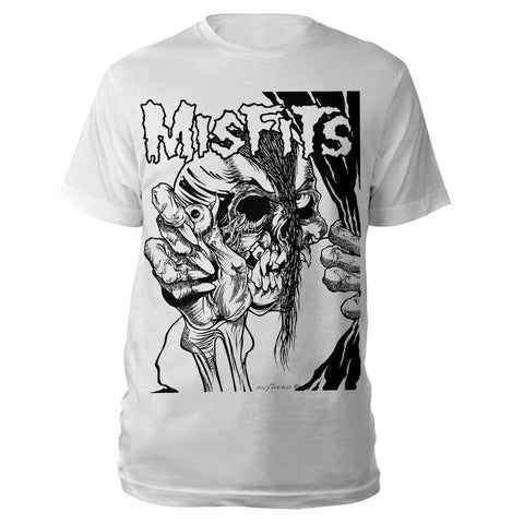 Misfits Pushead T-Shirt-The Misfits
