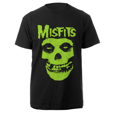 Florescent Feind T-shirt-The Misfits