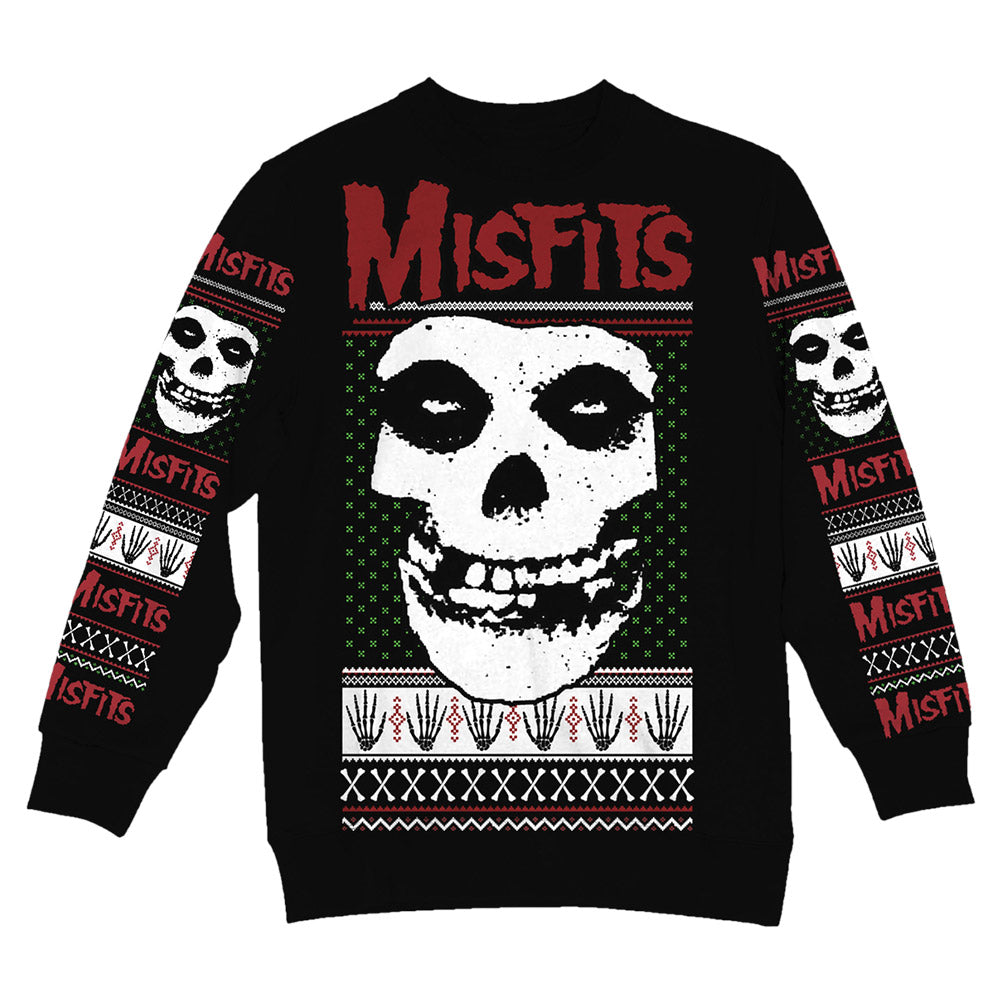 Misfits Holiday Sweatshirt