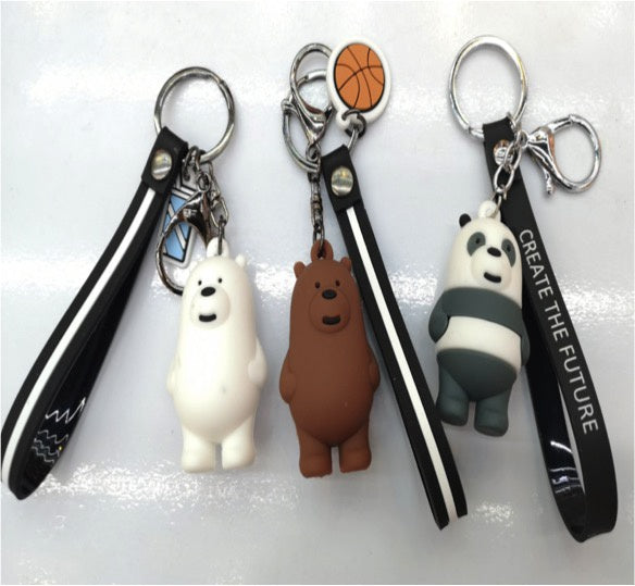 We bare bears Pendant