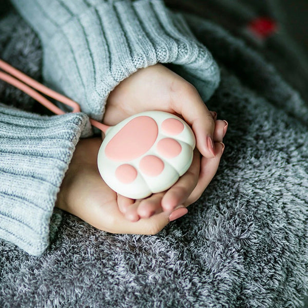 Cute Kitty's Paw Hand Warmer