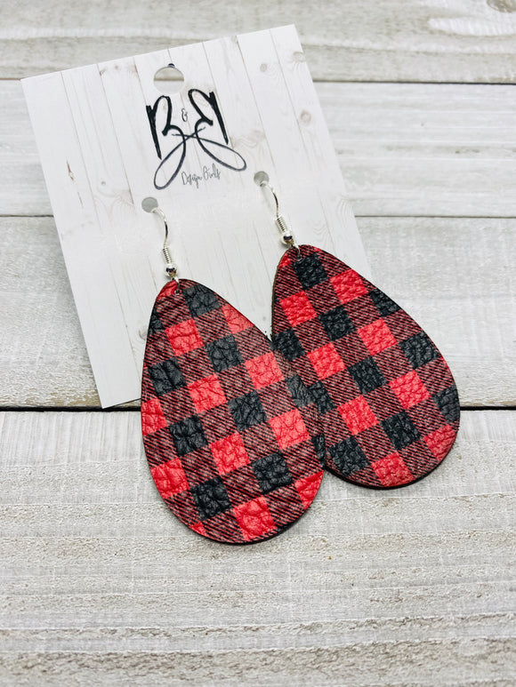 Wide Coco - Buffalo Plaid