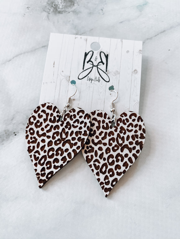 Cheetah Hearts