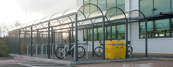 Top Ways a Business Benefits From Having Office Bike Parking