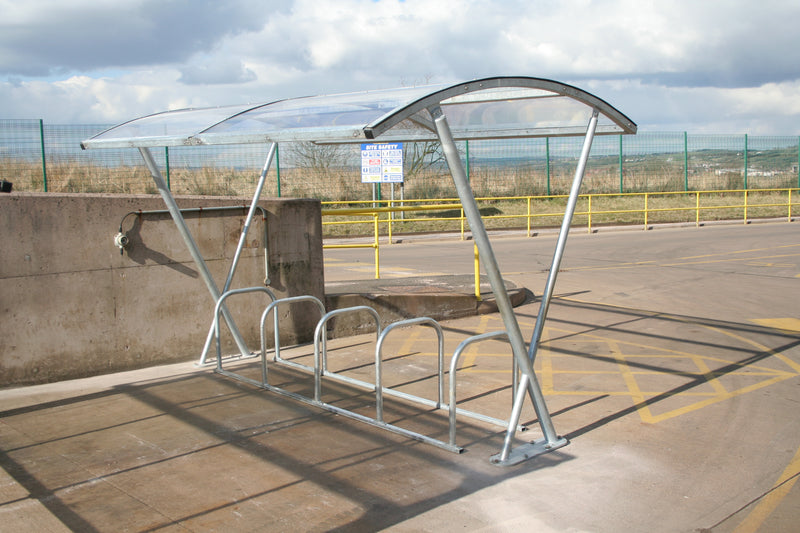 Single Banbury Cycle Shelter