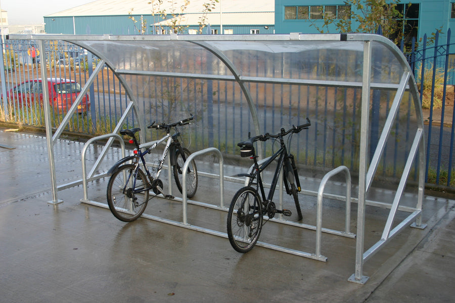 Circonomy Cycle Shelter