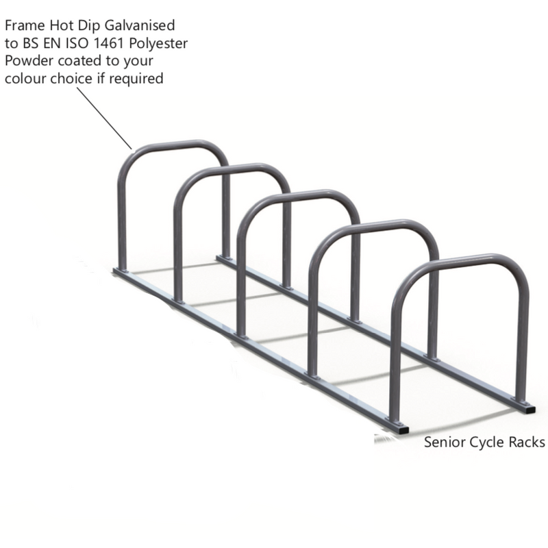 Senior Racks (All Shelters)