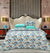 Quilted Reversible Bed Spread Set - Ember Queen