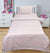 Single Bed Sheet With 1 Pillow - B 11