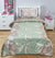 Single Bed Sheet With 1 Pillow - B 2