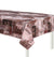Digital Printed Table Cover For 6 & 8 Seater - Terre