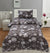 Single Bed Sheet With 1 Pillow - Teresian Floral