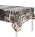 Digital Printed Table Cover For 6 & 8 Seater - Paris Parfumeri
