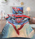 Cartoon Character Bed Sheet - SpiderMan