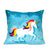 Digital Kids Cushions Cover - Unicorn