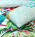 Cotton Satin Single Bed Sheet With 1 Pillow - Mexican Parrot