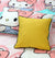 Cartoon Character Bed Sheet - KITTY LOVE