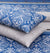 4 Pillows Bed Sheet - Royal Paisley