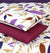 Quilted Reversible Bed Spread Set - Meadow