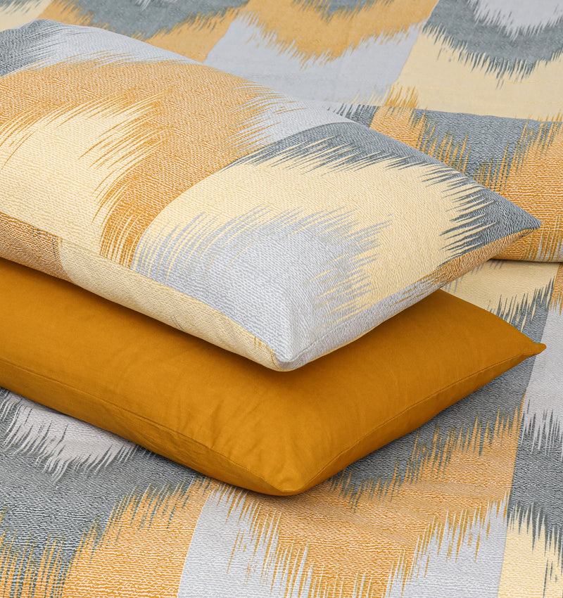 Pillows Bed Sheet - Herringbone