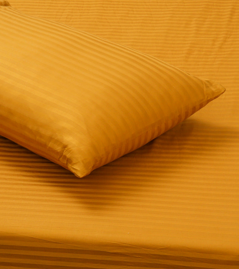 Single Fitted Sheet - 1 Pillow