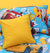 4 Pieces Single Cartoon Reversible Bed Spread Set - CHAMP LMO