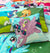 Cartoon Character Bed Sheet - Ponies