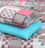 4 Pillows Bed Sheet - Kapital Patchwork
