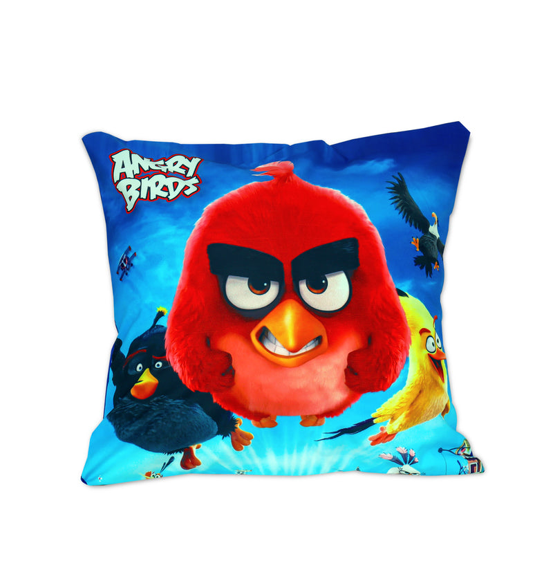 Digital Kids Cushions Cover - Angry Bird