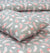 Single Bed Sheet With 1 Pillow - Pigeon Pankh