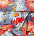 4 Pillows Bed Sheet -Kitsune