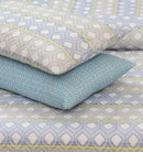 4 Pillows Bed Sheet - Dort Blend