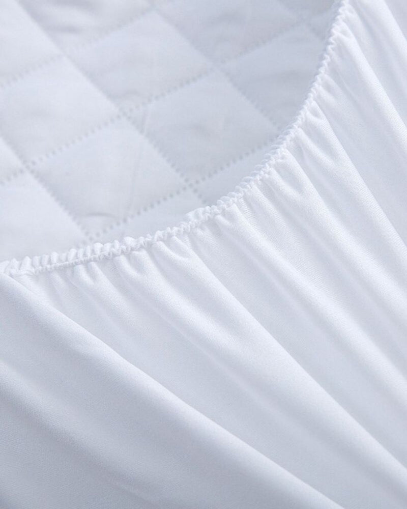 Water Proof Quilted Mattress Cover - King