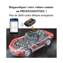 Charger l'image dans la galerie, Valise diagnostic WIFI / BLUETOOTH multimarque compatible IOS | ANDROID | WINDOWS - accessories-car