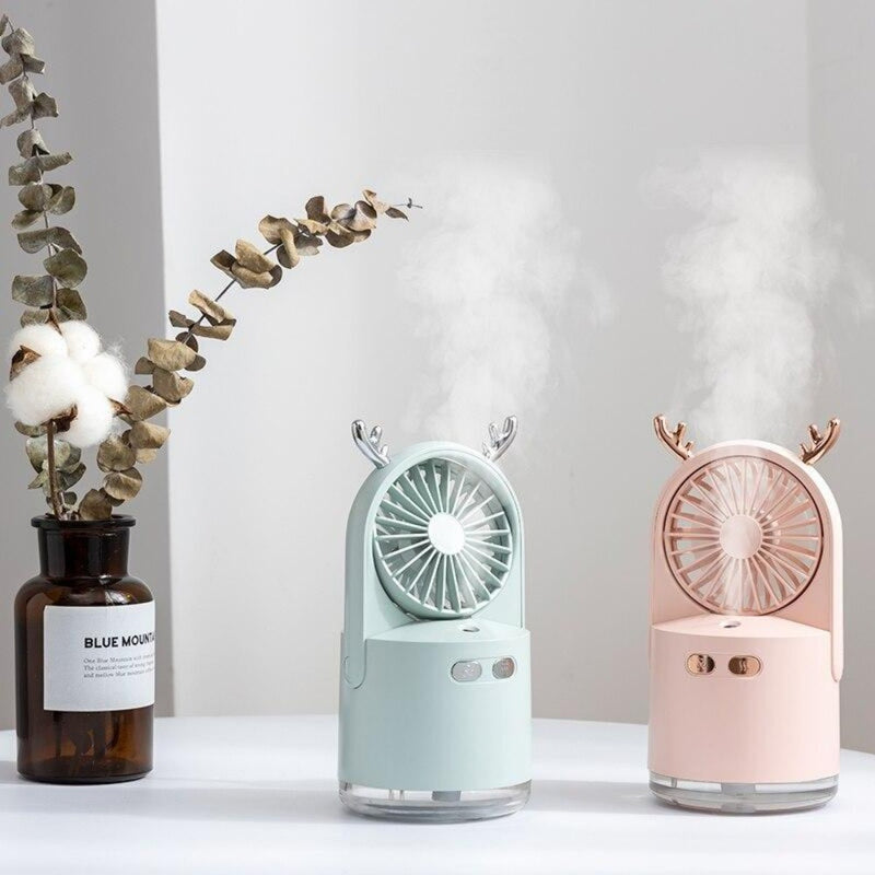 Humidificateur d'air Windy Humidificateur d'air Airissime Blanc