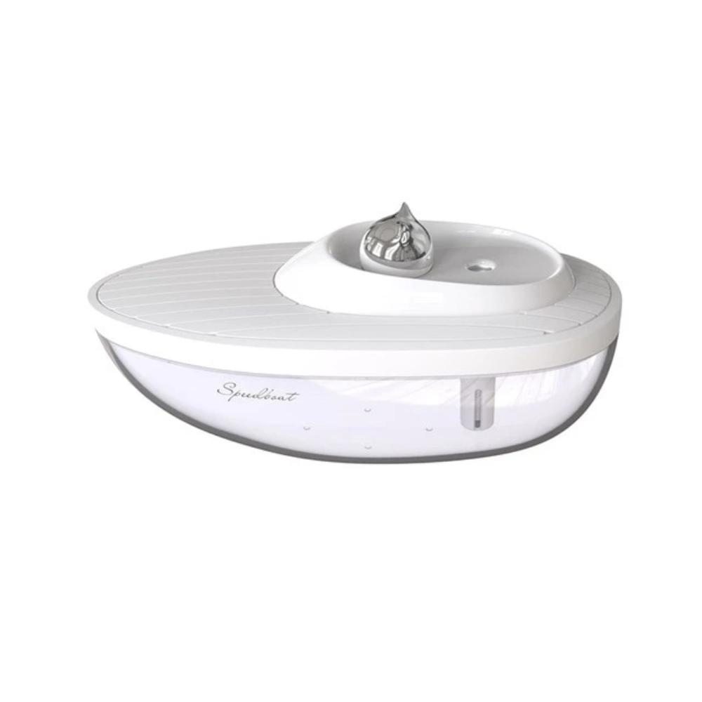 Humidificateur d'air Bateau Humidificateur d'air Airissime Blanc