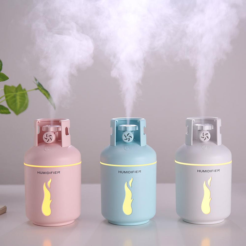 Humidificateur d'air Bonbonne Humidificateur d'air Airissime Blanc