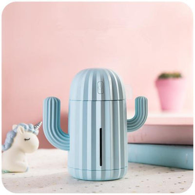 Humidificateur d'air Cactus Humidificateur d'air Airissime Bleu