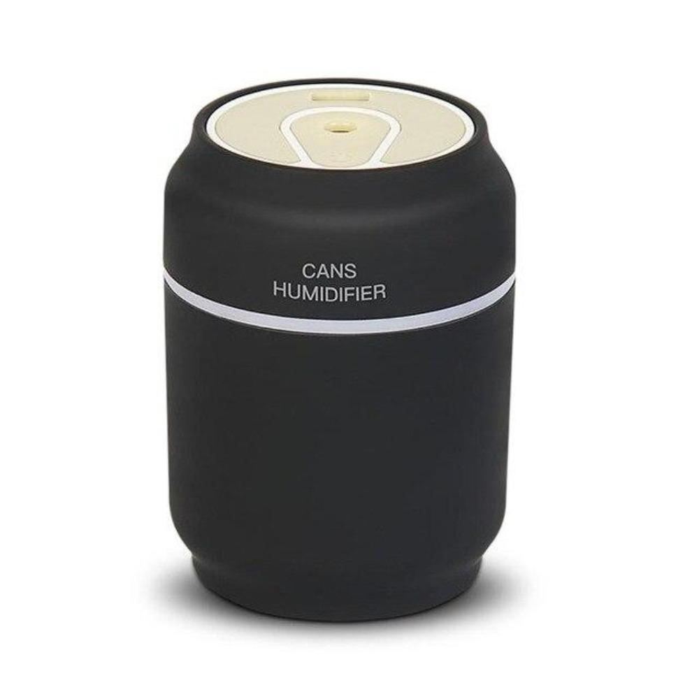 Humidificateur d'air Cans Humidificateur d'air Airissime Noir