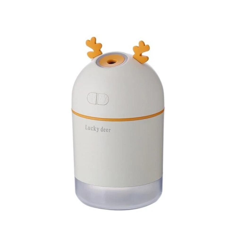 Humidificateur d'air Cerf chanceux Humidificateur d'air Airissime Blanc