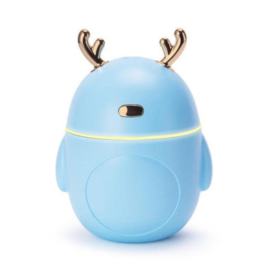 Humidificateur d'air Cerf mignon Humidificateur d'air Airissime Bleu