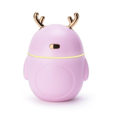 Humidificateur d'air Cerf mignon Humidificateur d'air Airissime Rose