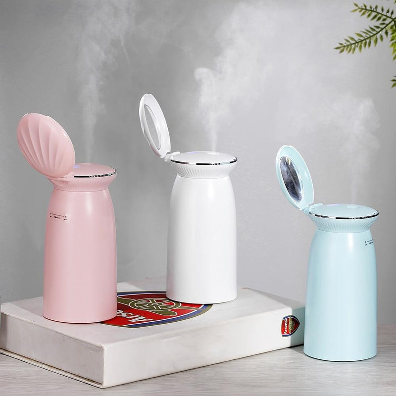Humidificateur d'air Coquillage Humidificateur d'air Airissime Blanc