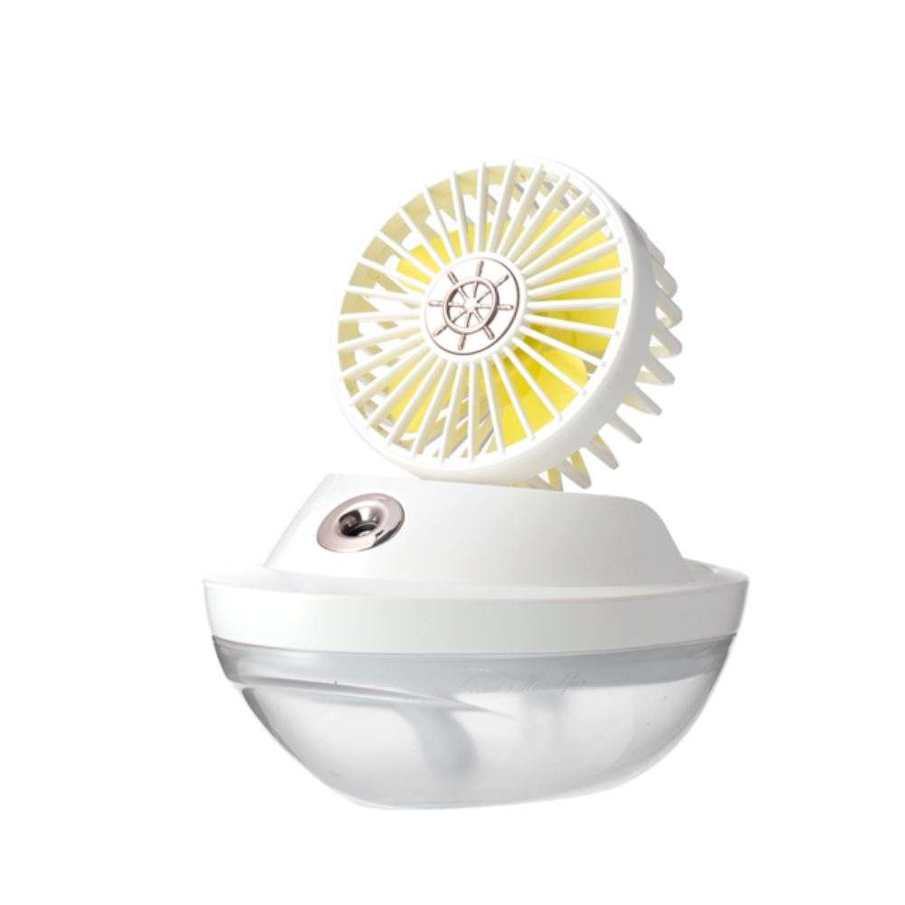 Humidificateur d'air Hydroglisseur Humidificateur d'air Airissime Blanc
