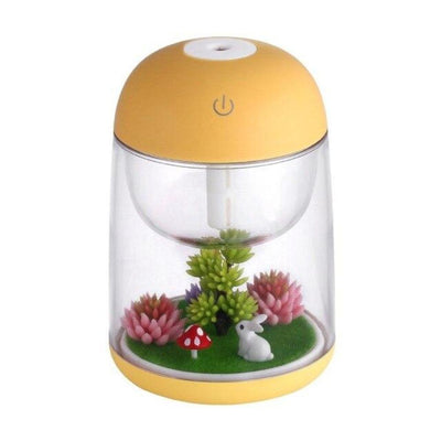 Humidificateur d'air jardin Humidificateur d'air Airissime Jaune